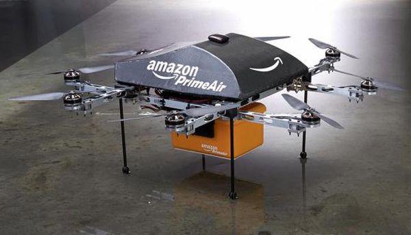 Les livraisons par drones, comme celles annoncées par Amazon, concerneront les zones de faible densité urbaine. Mais il faudra encore attendre quelques années.