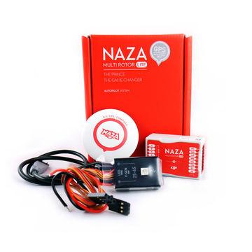 Le contrôleur de vol Naza-M de DJI est prévu pour fonctionner avec un GPS.