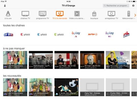 Comment regarder la tv sur tous ses crans - Comment avoir tv orange sur plusieur tv ...
