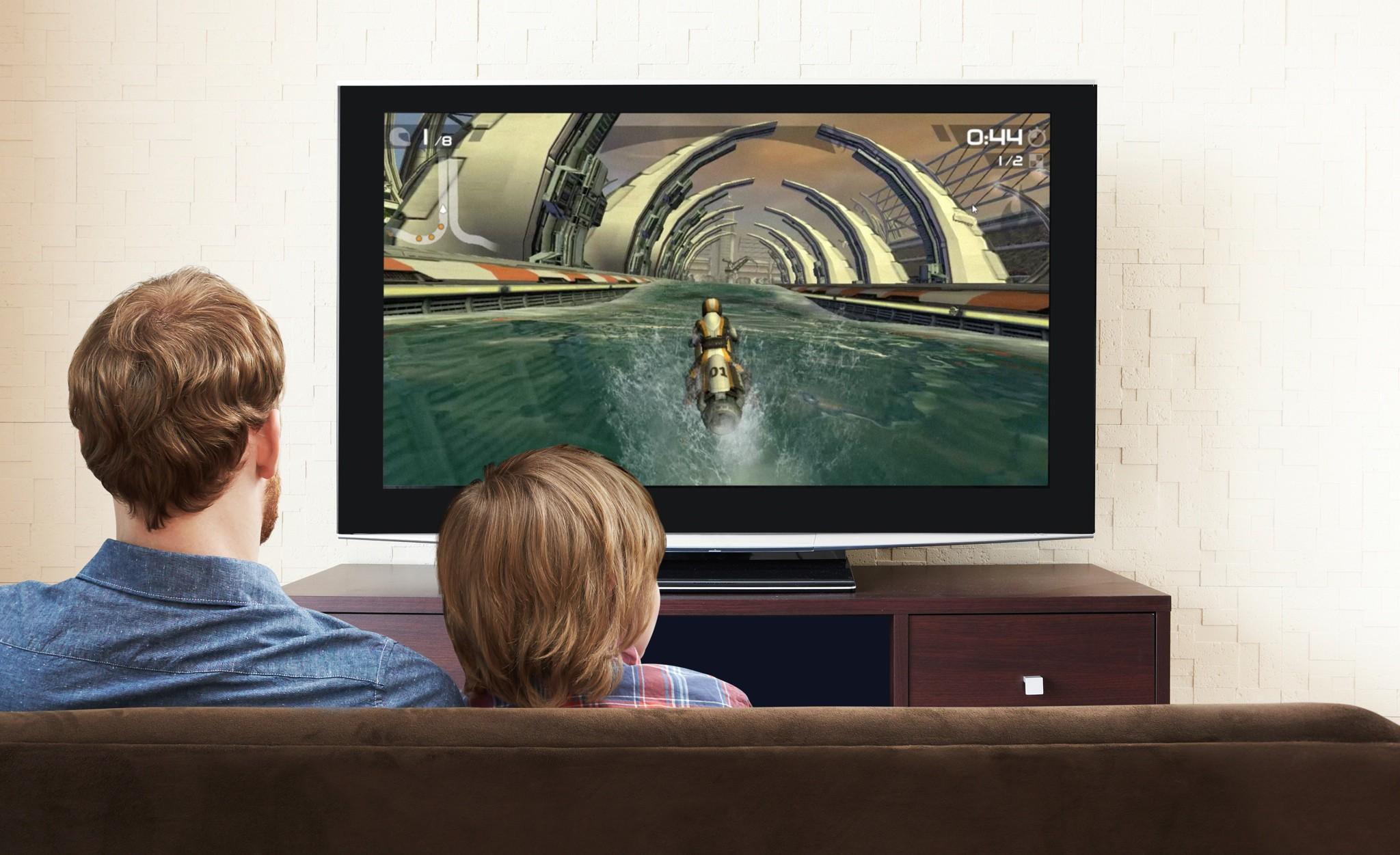 Téléviseur & internet